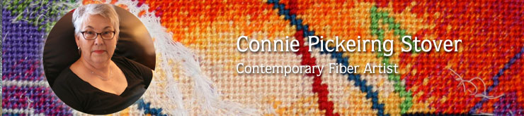 Connie Pickering Stover Artists Statement
