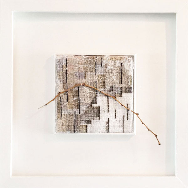 Winter Birches by Connie Pickering Stover
