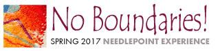 No Boundaries Needlepoint Experience