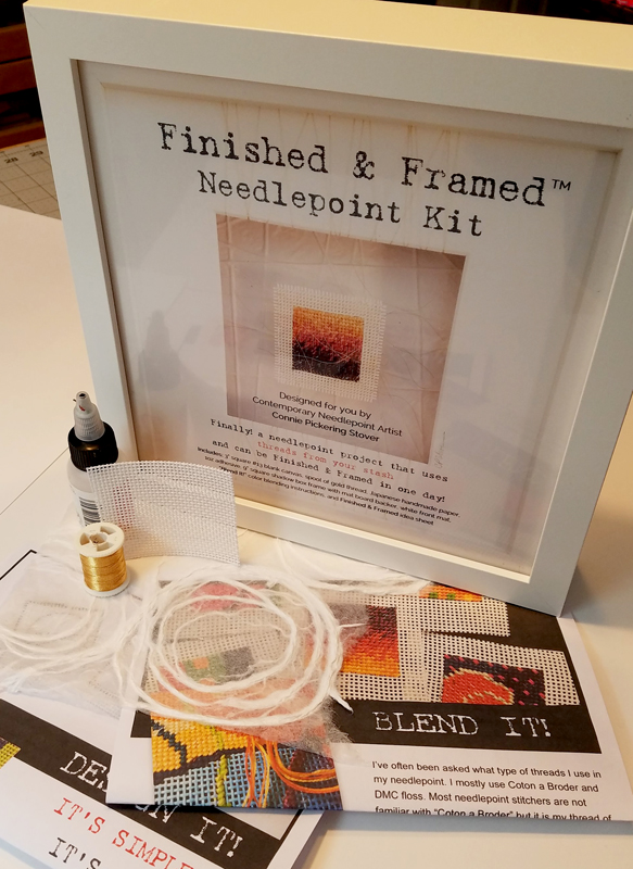 Needlepoint Frame kit