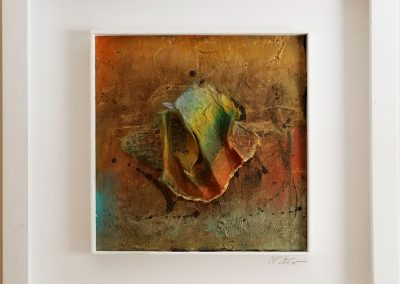 Eclipse - Connie Stover Mixed Media