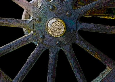 Ford - wheel