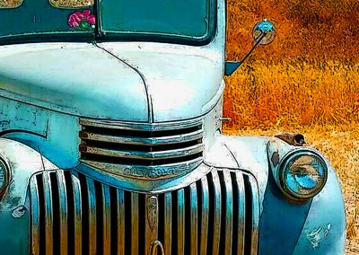 Robins old chevy
