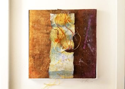 Helio - Connie Stover Mixed Media