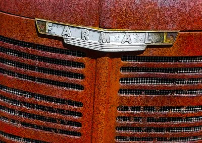 tractor - farmall